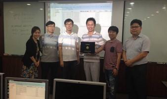 EnCase Advanced Computer Forensics 교육진행