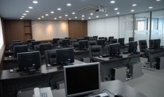 교육장 내부 시설
